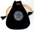 Pentagram Black Bag 5""