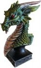 "6 1/2"" Green Dragon"