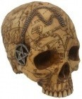 Salem Witch Skull