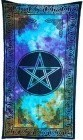 "44"" X 88"" Pentagram Curtain"